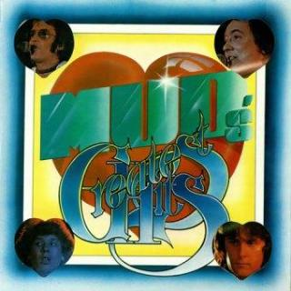 THE GREATEST HITS - MUD [CD album]